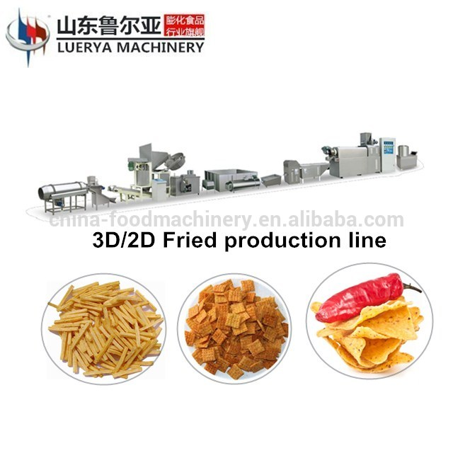 New Fried Doritos/Tortilla Corn Chips Production Line