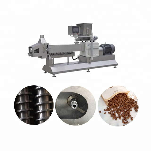 Chinese Factory big production capacity fish pellet food making machine with CE,ISO Certificate