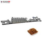Full Automatic Compact Dog Pet Food Pellet Making Machine
