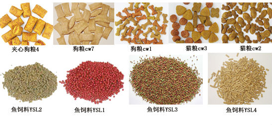 High Quality Pet Food Processing Machine /floating fish feed machine