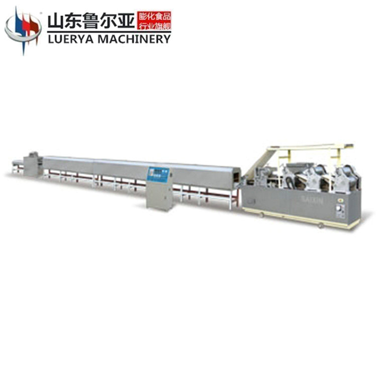 Hot sale 2019 full automatic Fried Instant Noodles Making Machine Production Line / factory price