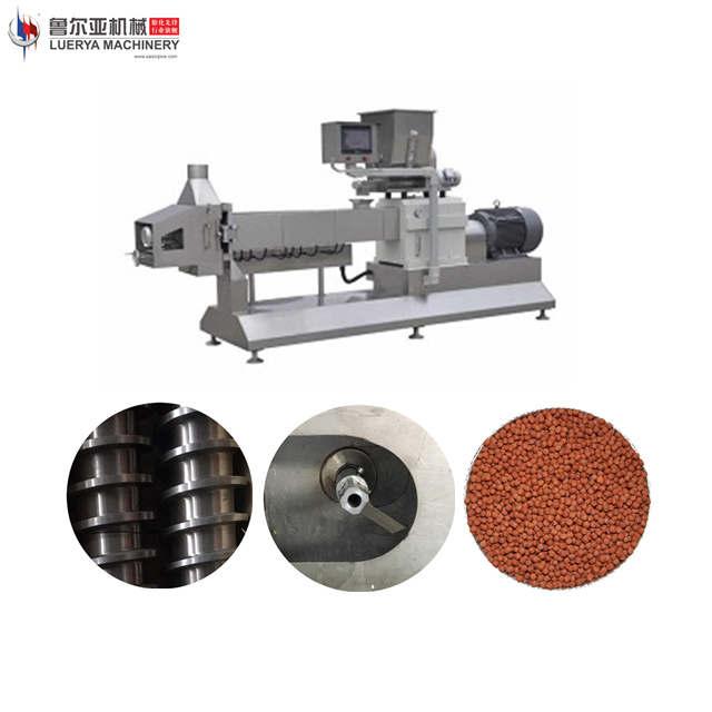 Chinese Factory supplier hot sale fish feed extruder machine with CE,ISO Certificate