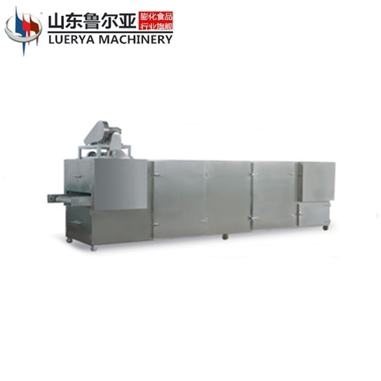 LUERYA Automatic Vegetable And Soya Protein Food Making Machine