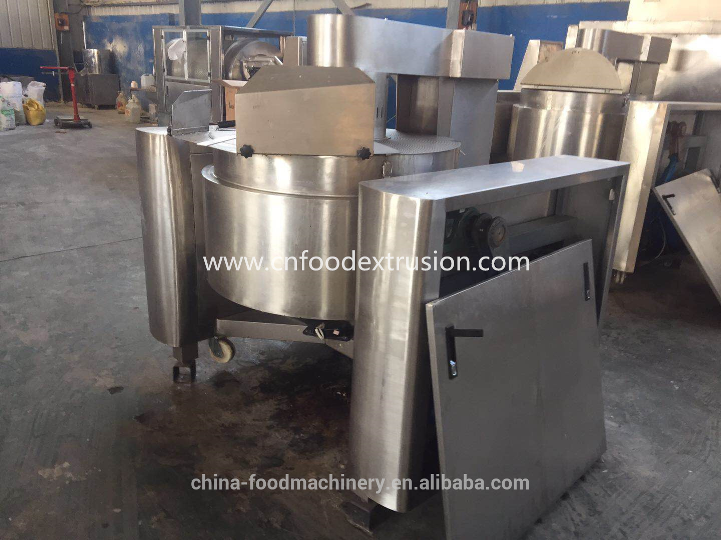 2019 New condition Popcorn making machine industrial from LUERYA