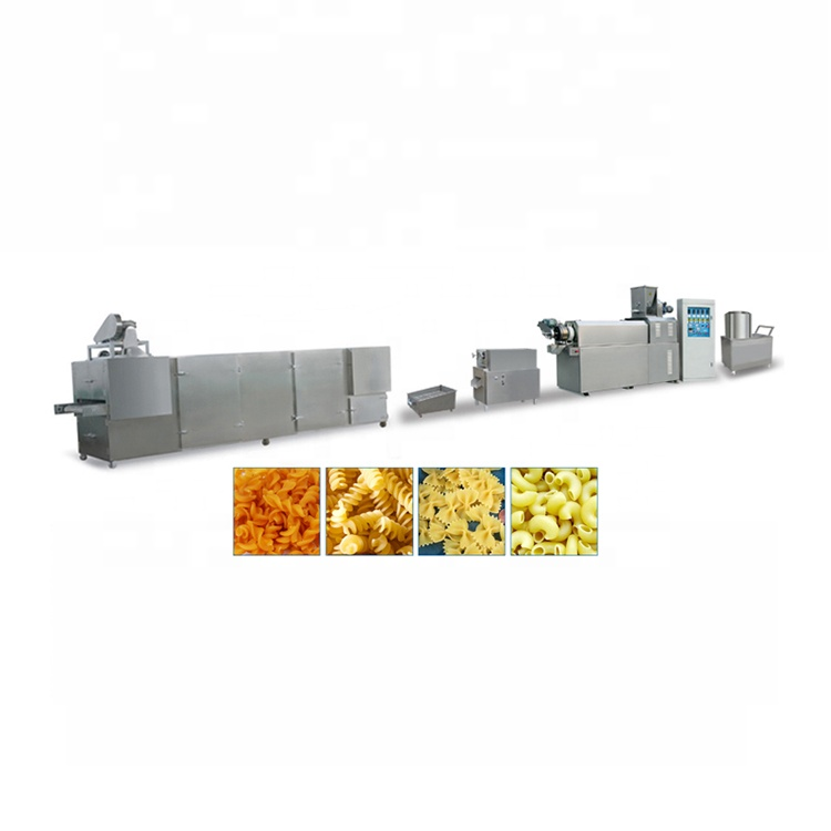 Fried corn puff 2D 3D papad making machine with high quality